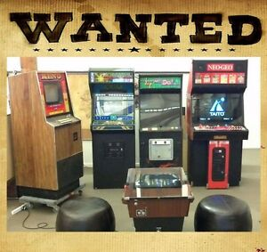 Old Arcade/Pinball/Coin Operated Machines Brisbane City Brisbane North West Preview