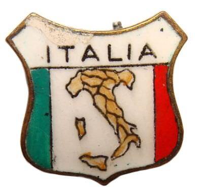 A459)  Abzeichen Italien Abschirmen