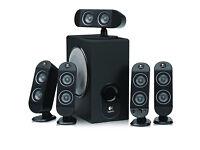 Logitech X530. 5.1 surround sound.