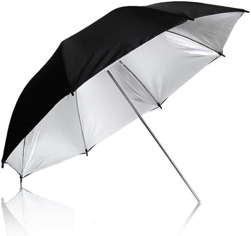 1PACK Umbrella Reflector Studio Premium Quality Black-White for Photography