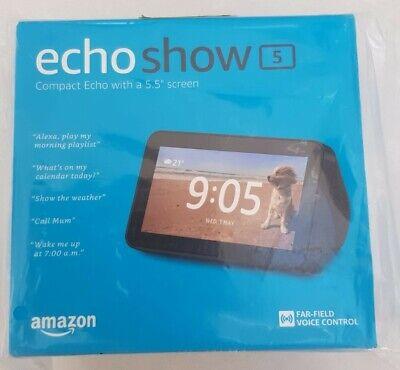 New Amazon Echo Show 5