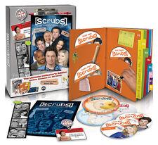 Scrubs: Complete TV Series Seasons 1 2 3 4 5 6 7 8 9 DVD Boxed Set NEW!