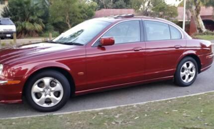 2002 Jaguar S Type Thornlie Gosnells Area Preview