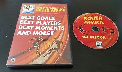 2010 FIFA World Cup: South Africa - The Best Of.. (DVD) Goals, Players,