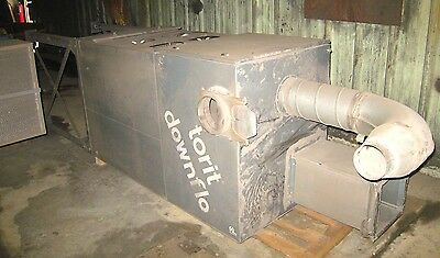 Donaldson Torit Sdf-4 Cartridge Dust Collector 1200 Cfm Checker Board Control