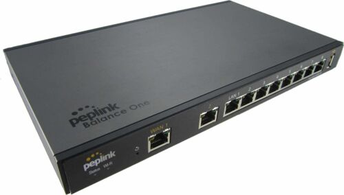 PepLink Balance One Core Dual-WAN Enterprise Router - BPL-ONE-CORE - No Wi-Fi