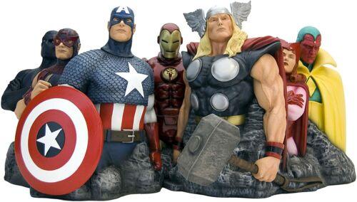 Alex Ross Marvel Comics Avengers Assemble Fine Art Sculpture