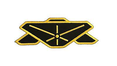 Babylon 5 Command Uniform Iron On Patch Costume Cosplay Patch