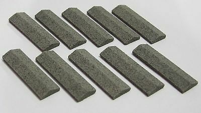 10x Mauerabdeckung Terrazzo 60mm Maßstab 1/32 Spur 1 1/35 Diorama Zubehör