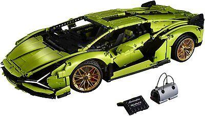 LEGO Technic Lamborghini Sián FKP 37 (42115) Model Car Building Toy NO BOX
