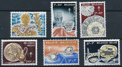 [863] Belgium 1960 good Set very fine MNH Stamps