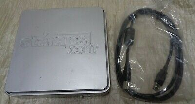 Used Stamps.com Scale And Usb 5lb Usb Model 510 Postal Scale