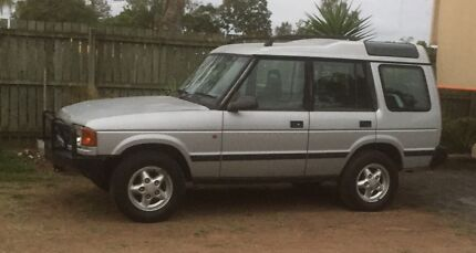 1996 land rover discovery v8 4x4 wagon Silkstone Ipswich City Preview