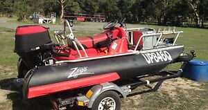 Zego sports fishing boat Caboolture Caboolture Area Preview