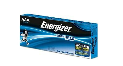 20 x Energizer Ultimate AAA Micro Lithium FR03 L92 1,5V im Karton / Folie Energizer Ultimate Lithium Batterien