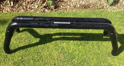 Toyota Hilux SR5 Black Roll Bar Bicton Melville Area Preview