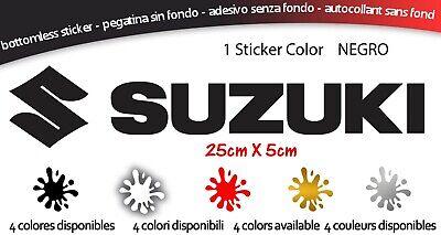 Vinilo, Adhesivo, Pegatina, Decal ,SUZUKI 25 cm, Autocollant, Sticker,Vinil