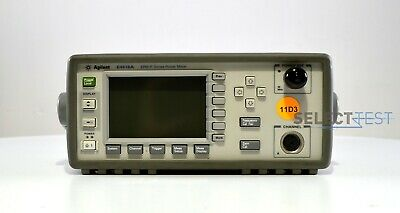 Agilent Hp E4416a Epm-m Series 1-channel Power Meter 9khz - 110ghz Ref012