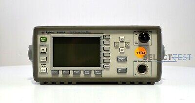 Agilent Hp E4416a Epm-m Series 1-channel Power Meter 9khz - 110ghz Ref012