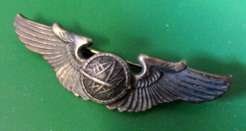 ARMY AIR FORCES STERLING NAVIGATOR WING
