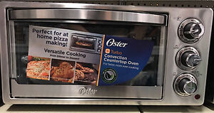 Brand New Oster Turbo Convection Countertop Oven..