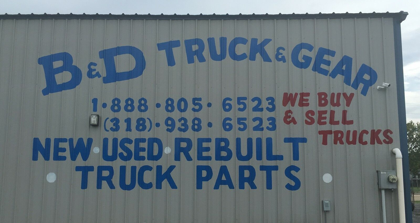 B&D Truck and Gear