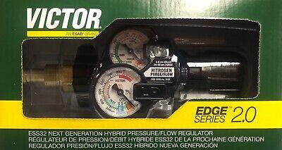 Victor 0781-3642 Edge 2.0 Series Pressureflow Hybrid Nitrogen Regulator