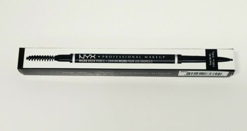NYX COSMETICS  Micro Brow Pencil- Espresso MBP07 NIB