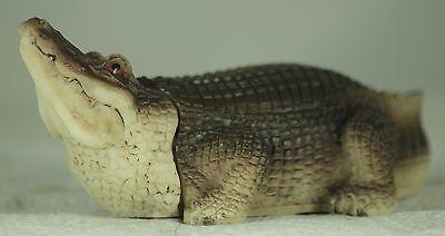 Crocodile with Drawer - Alligator - Reptile - Key Hide - Mini Storage Box - Xmas