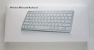 JETech 2156 Ultra-Slim Wireless Bluetooth Keyboard for iOS M
