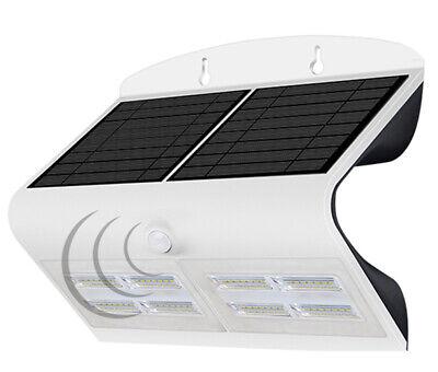 Lampada da esterno Solare Led Solar Light 6,8W - IP65 - Pannello a carica solare