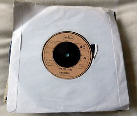 """Joblot 7"""" Singles x 120 """"ROCK"""" Some Without Sleeves All Unchecked/Not Tested (Most Listed) Lot 2"""