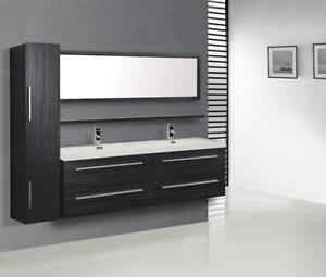 63-inch Vanity, Grey Colour, NEW
