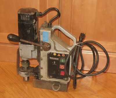 Jancy Engineering Holemaker Portable Magnetic Drill Press
