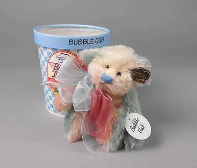 NIB Annette Funicello Beary 'Licious! Bubble Cub Mohair Ice Cream Bear