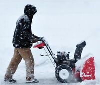 Residential Snow Removal (driveway, Roof, decks, ect.)