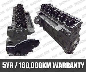 6.7 DODGE CUMMINS ENGINE REBUILT 5 YR 160,000KM WARRANTY
