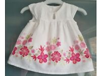 Baby Girl 6-9 months Summer Clothes Bundle from £0.99 dress top create your own bundle!