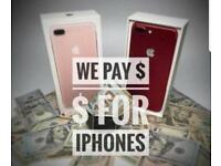 Used and Faulty iPhones Wanted   Get fast Cash