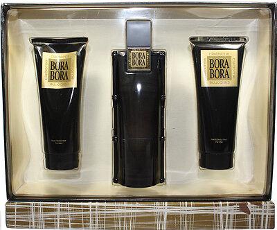 Bora Bora By Liz Claiborne 3Pcs Gift Set For Men New In Gift Box