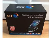 BT smart home phone Brand New Sealed box 12 months warranty