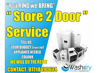WE BRING APPLIANCES TO YOUR DOOR CHEAP WASHER DRYERS
