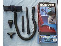 Set of Hoover vacuum cleaner tools