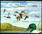 Romania Ducks Stamps