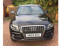 Audi Q5 Quattro 2.0 TFSI S-line Massive Spec Great Car £10,499 offers welcome