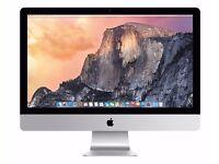 Apple iMac 27-inch Desktop PC (Intel Core i5 3.2GHz Processor, 8GB DDR3 RAM, 1TB HDD, 7200rpm