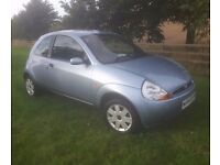 IMMACULATE FORD KA SPECIAL EDITION . ONLY 52K MILES!!!