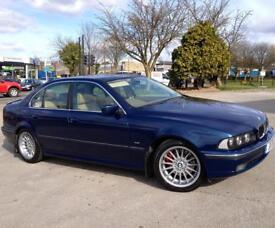 1997 Bmw 540/4.4L v8, auto, remapped + decatted. 7 months MOT