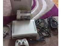 XBox 360, 60GB HDD, great games! Excellent condition