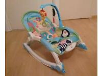 Fisher Price baby rocker/bouncer